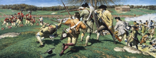 Continental Army 1