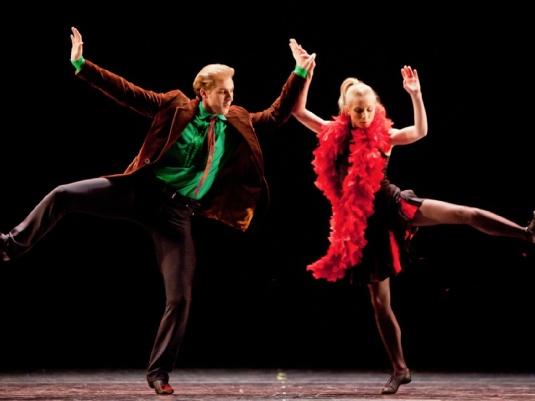 costume - dance 1