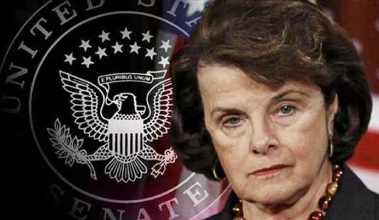 Diane Feinstein - anti-American 2a