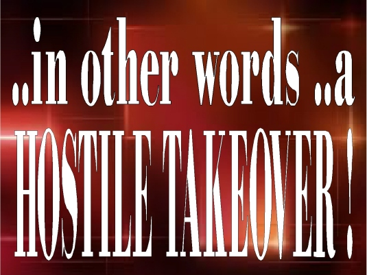 hostile takeover 1A