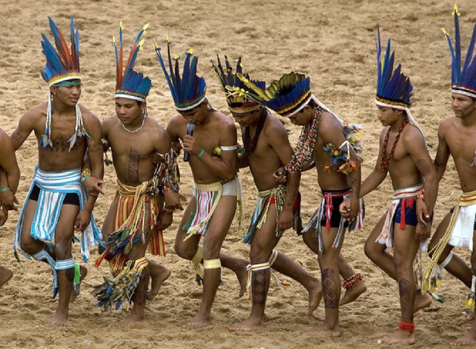 Download this Indigenous People picture