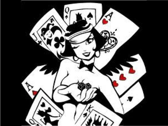 lady luck - dice 1a