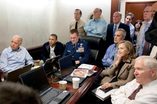 Obama in the corner 1