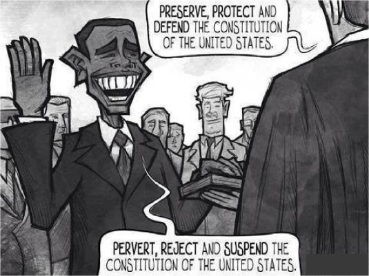 Obama - lying 1a