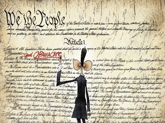 Obamacare - - Constitution 1a