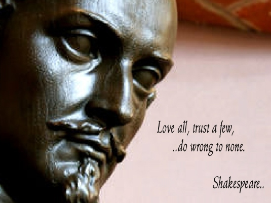 Shakespeare Quote 2a