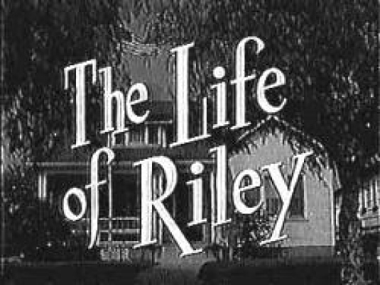 the life of Riley - logo 1