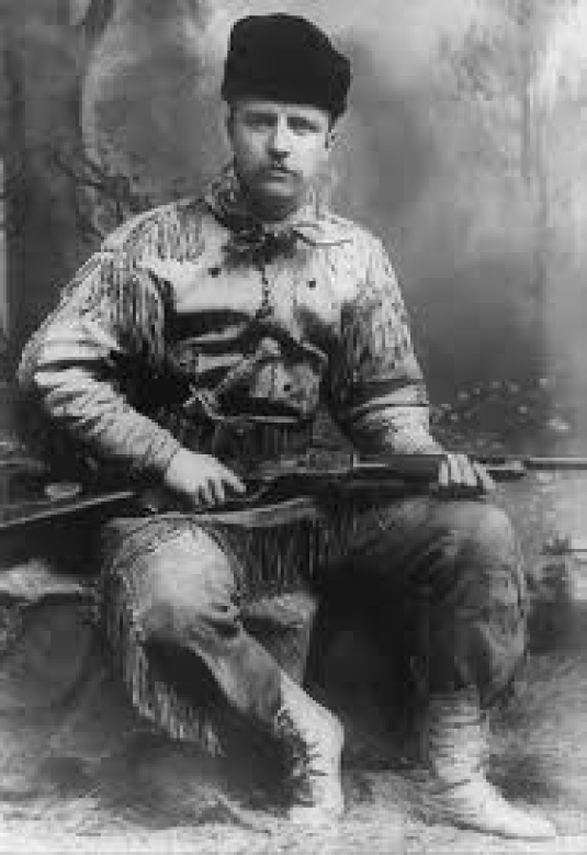 young Theodore Roosevelt 2