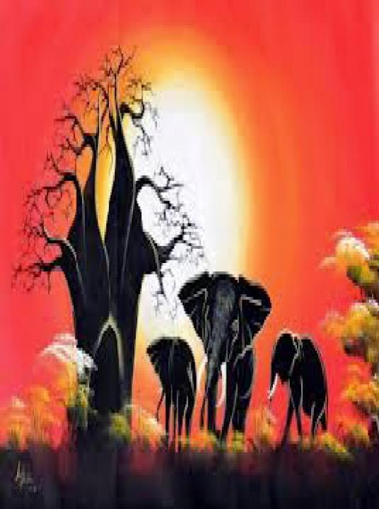 African art - page break 5