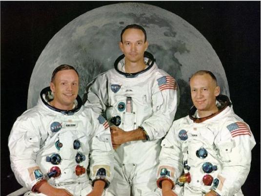 American astronauts 1a