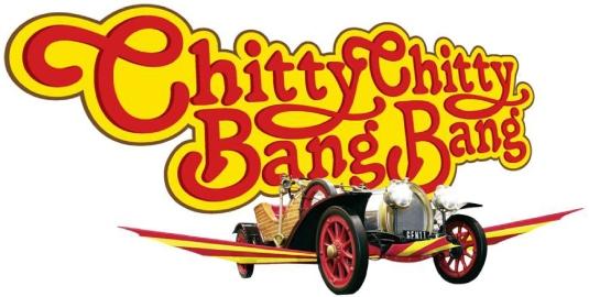 Chitty Chitty Bang Bang - logo