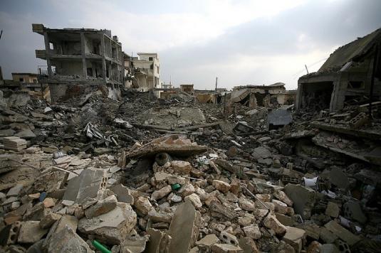 destruction of war 1