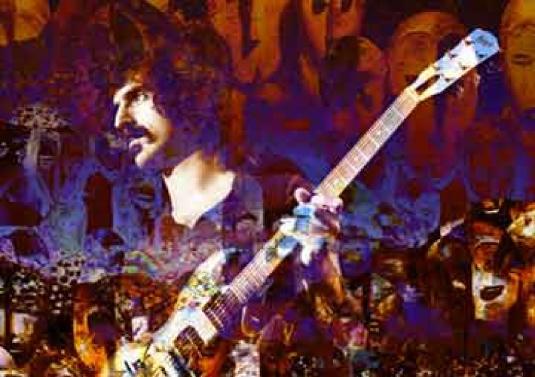 Frank Zappa - guitar 2