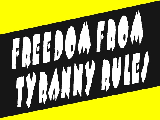 freedom rules - Page Break 1a