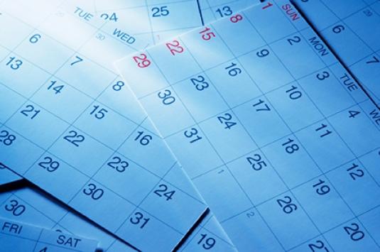 Gregorian calendar 1