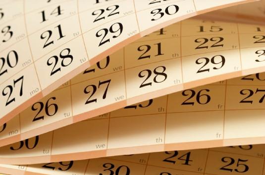 Julian calendar 1