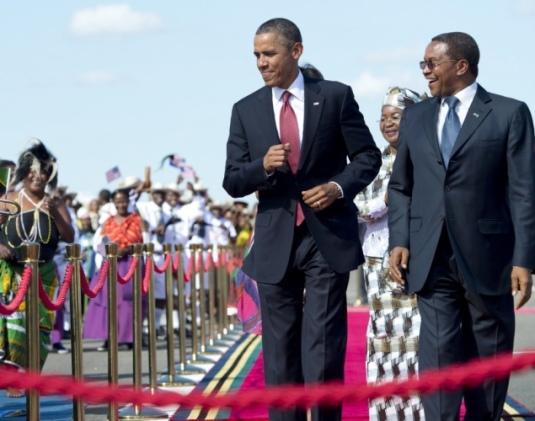 Obama Africa 1