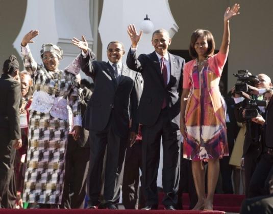 Obama Africa 2