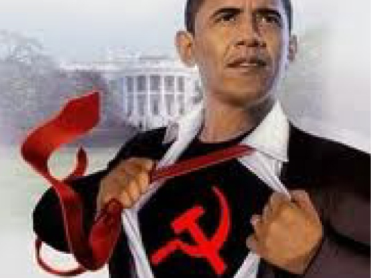 Obama - commie 1a