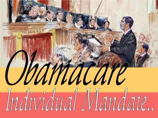 Obamacare individual mandate 1a