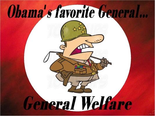 Obama's general welfare 1a
