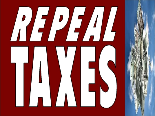 repeal taxes 1