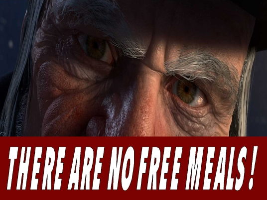 there are no free meals 1a