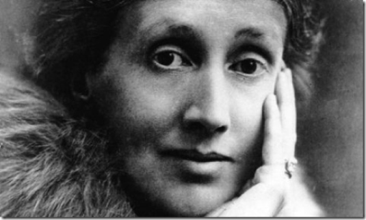 Virginia Woolf - British writer