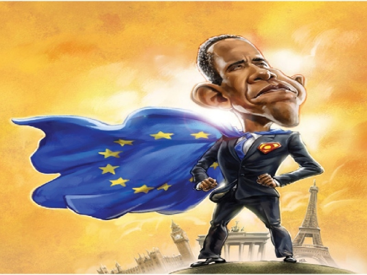 Walter Mitty - Obama 1