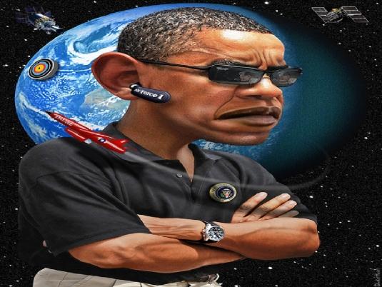 Walter Mitty - Obama 2