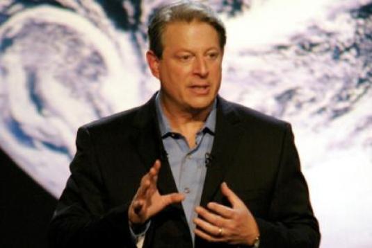 Al Gore - weatherman 1
