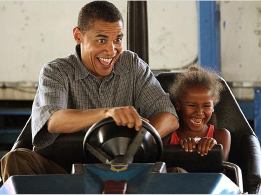 Barack - bumper car 1