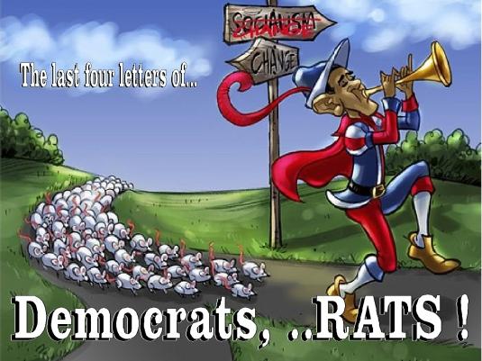 Democrats - RATS 2a