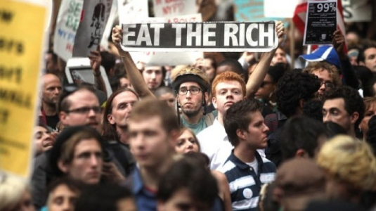 eat the rich - chaos
