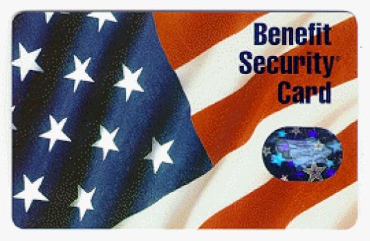 EBT - welfare credit card 1