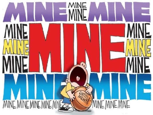 entitlements - mine 1a