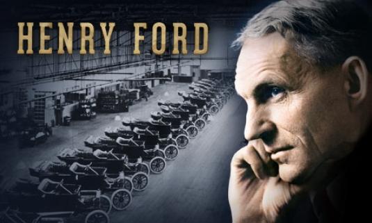 Henry Ford - ingenuity