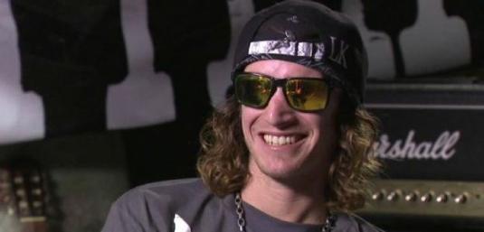 Jason Greenslate - surfer