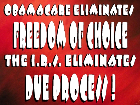 no freedom of choice 1a