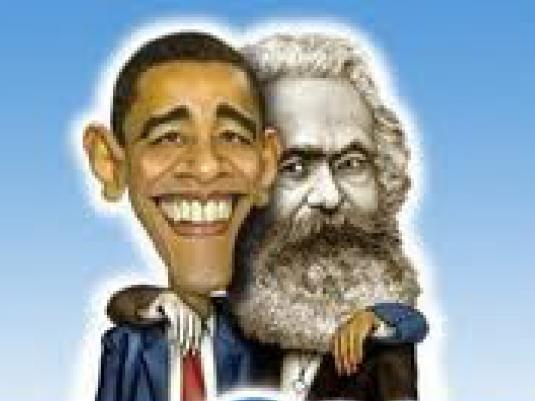 Obama - Marx - Soul Brothers