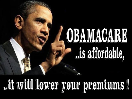 Obamacare is affordable 1a