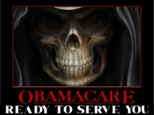 Obamacare - ready to serve you 1A