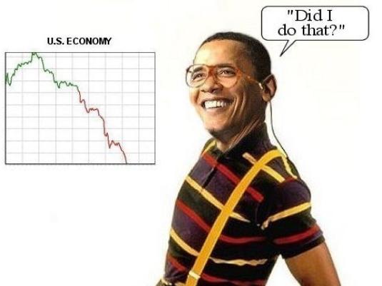 Obamanomics - did I do that 2a