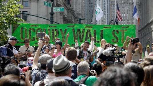 occupy Wall Street 2