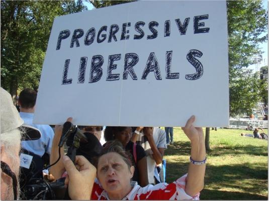 progressive liberal - chaos 3