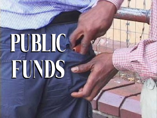public funds - appropriation 2A