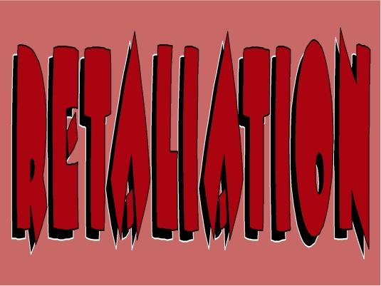 retaliation - tit for tat