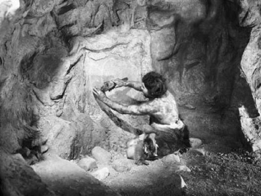 Stone Age man 1