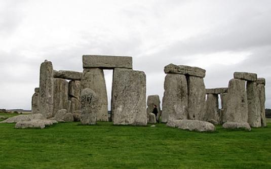 Stonehenge - Paleolithic