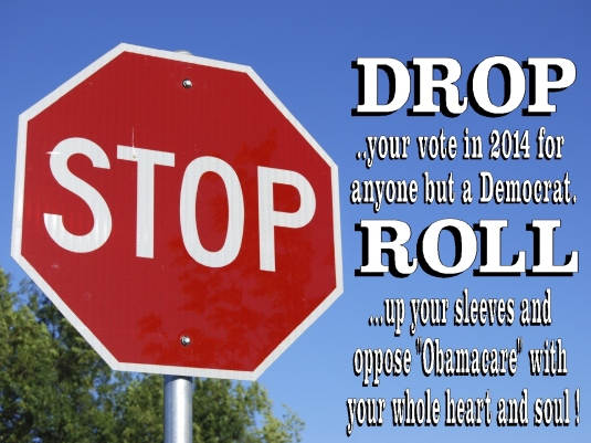 stop drop and roll - Obamacare 1a